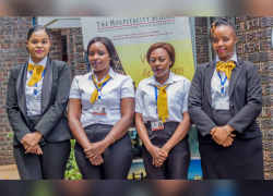 The Hospitality School in Pictures: 2018 - 2019 Class