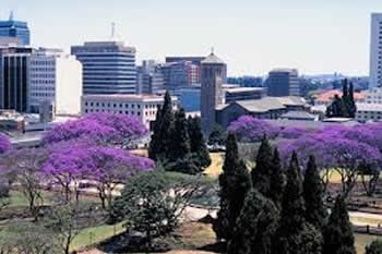 Harare - known as the Sunshine City
